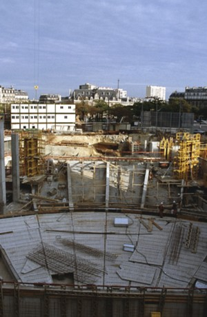 Le Grand Ecran en construction-3